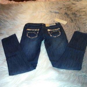 Sale! BOGO 50% OFF! New Fancy Designer Jeans